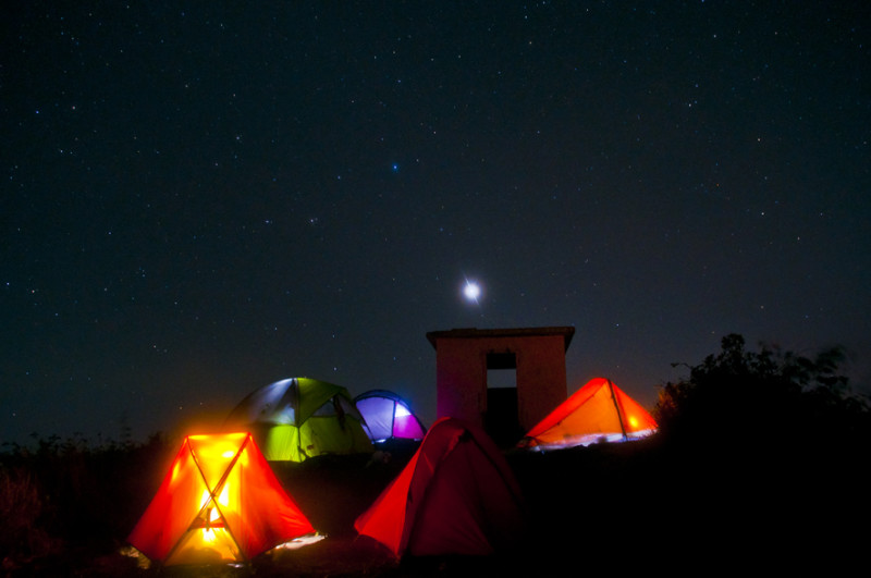 cikuray camp, photo by: Marcell Surya