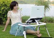Jual Meja laptop portable e-table ini juga sering disebut sebagai meja laptop lipat. ini adalah salah satu kelebihan dari e-table, meja laptop portable ini mampu dilipat sehingga gampang dibawa bepergian, sehingga dimanapun Anda berada, di kantor, di kampus dan tempat-tempat lainnnya Anda tidak lagi bingung untuk menyimpan laptop Anda.