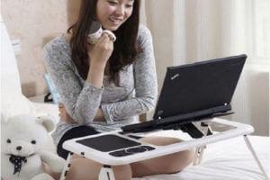 Jual Meja laptop portable e-table juga sekali waktu disebut dengan nama meja laptop lipat. Inilah salah satu keunggulan dari e-table, meja laptop portable ini mampu dilipat sehingga mudah dibawa kemana saja, sehingga dimanapun Anda berada, di kantor, di kampus dan tempat-tempat lainnnya Anda tidak akan bingung untuk menyimpan laptop Anda.